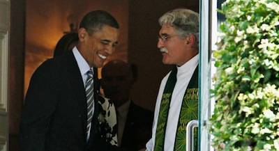 Obama Inauguration Pastor