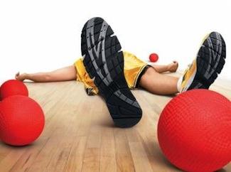 dodge-ball