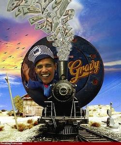 obama-gravy-train