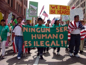 Barack-Obama-Cannot-Get-Congress-To-Pass-Amnesty-For-Illegal-Immigrants-So-Now-He-Is-Just-Going-To-Ram-It-Down-Our-Throats-Any-Way-That-He-Can-300x225