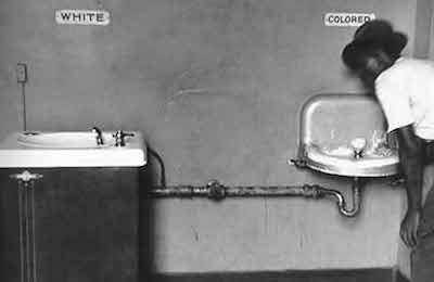 segregated