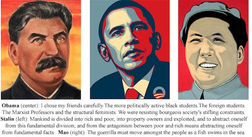 Obama-Stalin-Mao